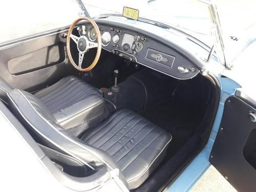 MGA BLEU 1959 1600CC BEAUTIFUL CAR. SOLD (picture 5 of 6)