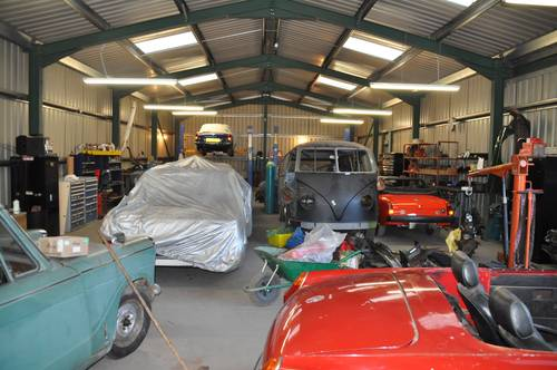 2020 Classic car sales, servicing & restoration. We buy classics  (picture 5 of 5)