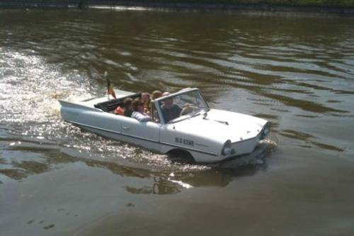 Amphicar 770 - 1962 For Sale (picture 1 of 6)
