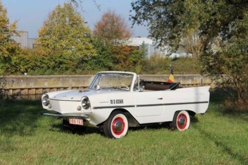 Amphicar 770 - 1962 For Sale (picture 2 of 6)