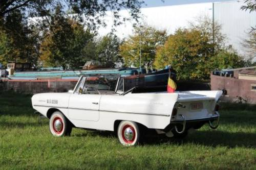Amphicar 770 - 1962 For Sale (picture 3 of 6)