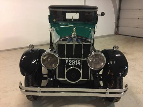 1926 Franklin Doctors Coupe SOLD (picture 2 of 6)