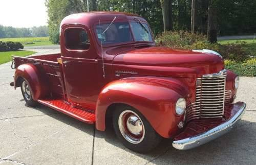 1949 International KB2 Pickup For Sale | Car And Classic