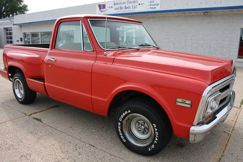 1970 GMC C15 Shortbox  For Sale (picture 2 of 6)