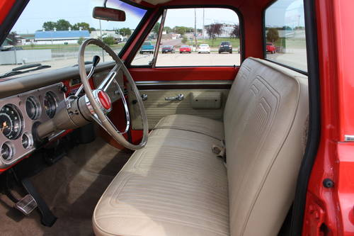 1970 GMC C15 Shortbox  For Sale (picture 4 of 6)