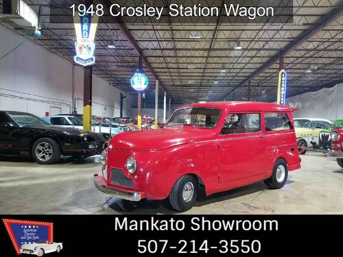 1948 Crossley Station Wagon  For Sale (picture 1 of 6)