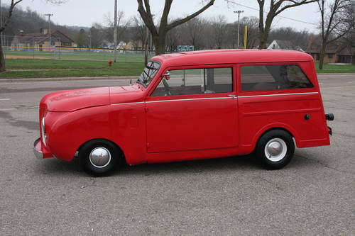 1948 Crossley Station Wagon  For Sale (picture 4 of 6)