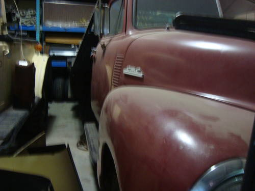 1951 GMC 3/4 Ton Dump Bed Pickup For Sale (picture 2 of 6)