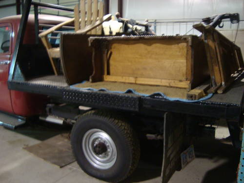1951 GMC 3/4 Ton Dump Bed Pickup For Sale (picture 4 of 6)