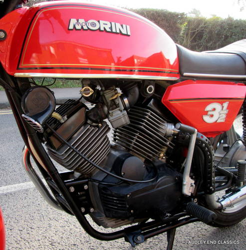 1980 MOTO MORINI 350 VERY GOOD CONDITION (NOW SOLD) SOLD (picture 3 of 6)