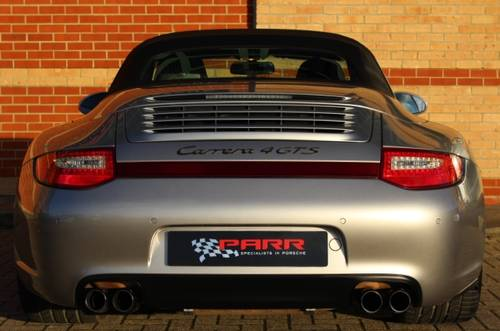 Porsche 911 997 Carrera 4 GTS Cabriolet 2012 (61) *SOLD* For Sale (picture 3 of 6)