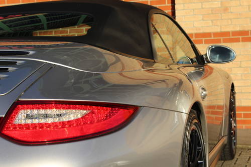Porsche 911 997 Carrera 4 GTS Cabriolet 2012 (61) *SOLD* For Sale (picture 4 of 6)