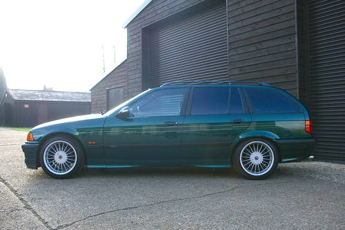 1998 Alpina E36 B6 2.8 LTD Touring LHD Auto (94,742 miles) SOLD (picture 1 of 6)