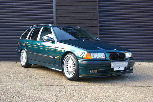 1998 Alpina E36 B6 2.8 LTD Touring LHD Auto (94,742 miles) SOLD (picture 2 of 6)