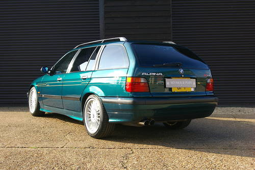 1998 Alpina E36 B6 2.8 LTD Touring LHD Auto (94,742 miles) SOLD (picture 3 of 6)
