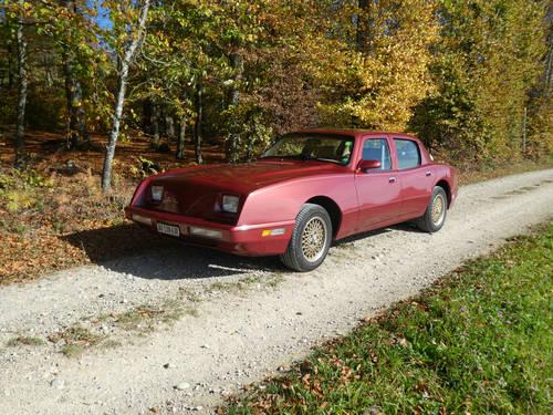 1990 Avanti Four-Door Touring Sedan For Sale (picture 1 of 6)