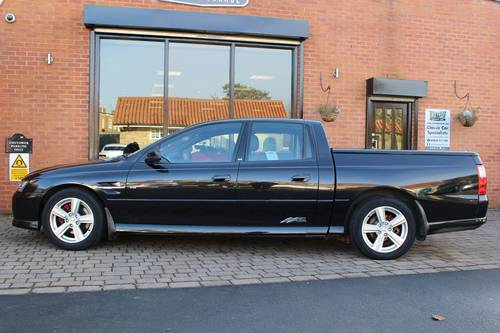 2006 Holden SSZ 5.7 V8 UTE Crewman 6-speed manual  SOLD (picture 2 of 6)