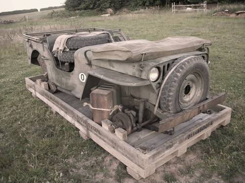 Willys Jeep For Sale >> 1944 willys jeep crate, For Sale   Car And Classic