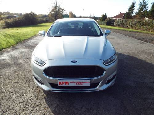 2017 Ford mondeo auto  for sale SOLD (picture 1 of 6)