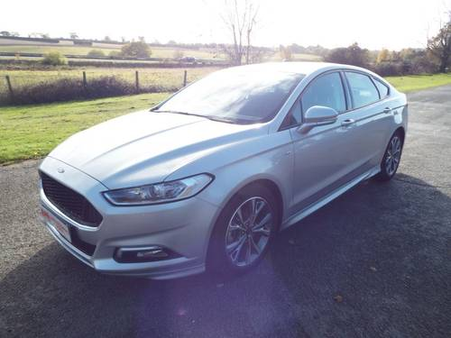 2017 Ford mondeo auto  for sale SOLD (picture 2 of 6)