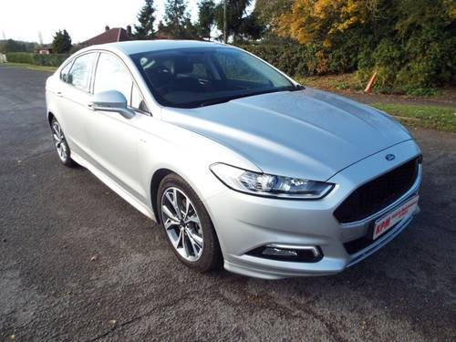 2017 Ford mondeo auto  for sale SOLD (picture 4 of 6)