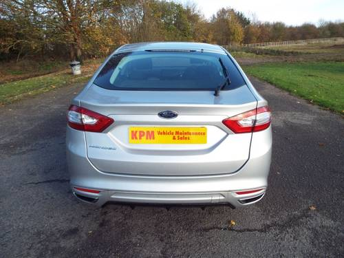 2017 Ford mondeo auto  for sale SOLD (picture 6 of 6)