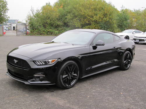 2017 '67 reg Ford Mustang Premium Coupe 2.3L Ecoboost SOLD (picture 5 of 6)
