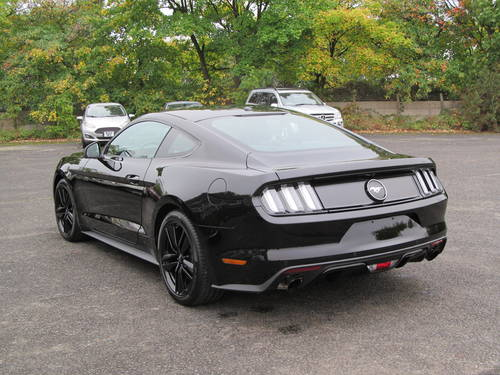 2017 '67 reg Ford Mustang Premium Coupe 2.3L Ecoboost SOLD (picture 6 of 6)