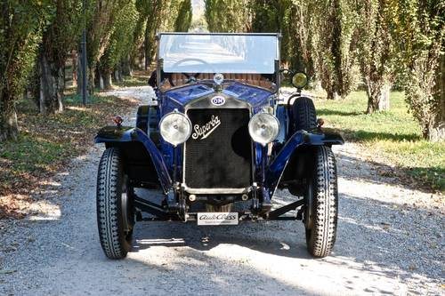 1928 OM 665 SUPERBA -Coefficient 1.80 for next Millemiglia- For Sale (picture 1 of 6)