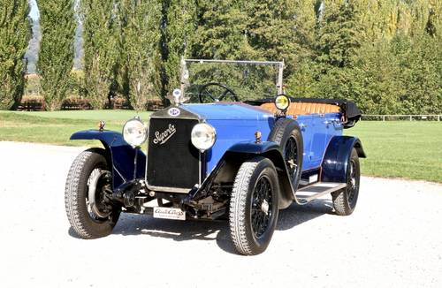 1928 OM 665 SUPERBA -Coefficient 1.80 for next Millemiglia- For Sale (picture 2 of 6)