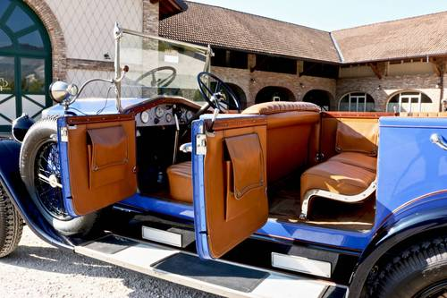 1928 OM 665 SUPERBA -Coefficient 1.80 for next Millemiglia- For Sale (picture 5 of 6)