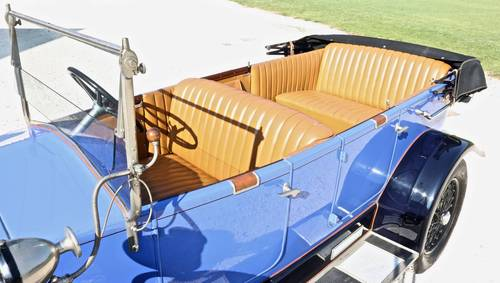 1928 OM 665 SUPERBA -Coefficient 1.80 for next Millemiglia- For Sale (picture 6 of 6)