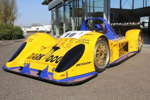 Pilbeam MP91 +++ Year 2001 Upgrade 2003 For Sale (picture 1 of 6)