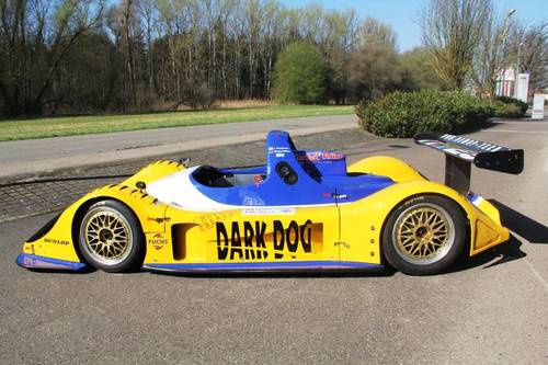 Pilbeam MP91 +++ Year 2001 Upgrade 2003 For Sale (picture 2 of 6)