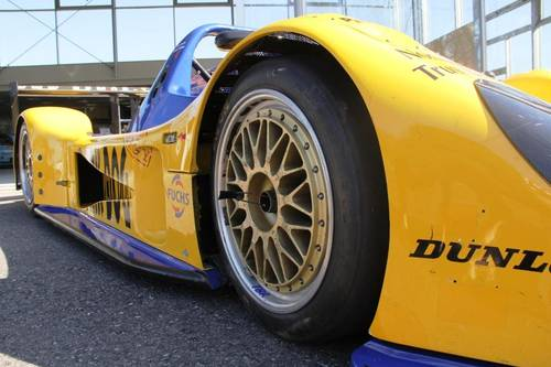 Pilbeam MP91 +++ Year 2001 Upgrade 2003 For Sale (picture 3 of 6)