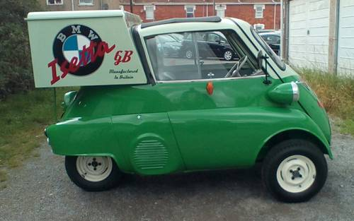 1957 Isetta pick-up. For Sale (picture 2 of 6)