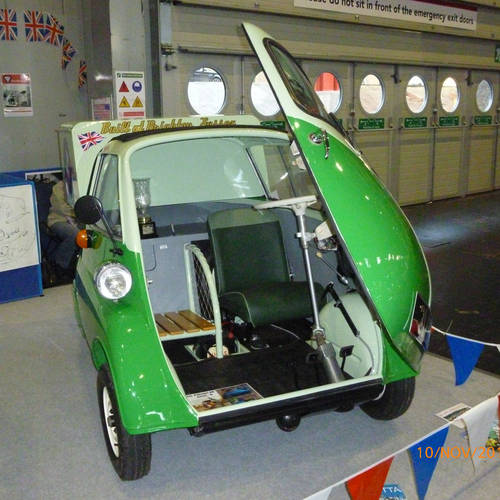 1957 Isetta pick-up. For Sale (picture 5 of 6)