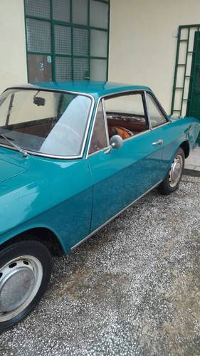 1967 Lancia Fulvia Rallye Project For Sale (picture 2 of 6)