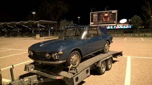 1967 Lancia Fulvia Rallye Project For Sale (picture 5 of 6)