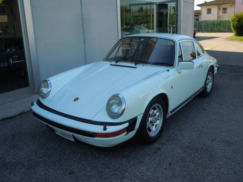 Stunning Porsche 911 2.7 S from 1977 For Sale (picture 1 of 6)