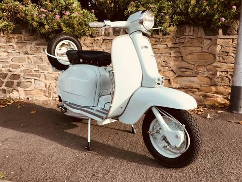 1967 LAMBRETTA LI 125. Series  4 Italian For Sale (picture 6 of 6)