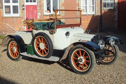 1912 A delightful Edwardian car in good useable condition For Sale (picture 1 of 6)