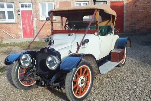 1912 A delightful Edwardian car in good useable condition For Sale (picture 2 of 6)
