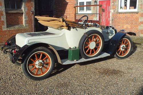 1912 A delightful Edwardian car in good useable condition For Sale (picture 3 of 6)