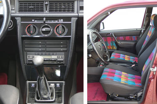1993 Mercedes-Benz 190 E 1.8 Avantgarde Rosso - 1 of only 2300  SOLD (picture 6 of 6)