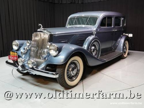 1934 Pierce-Arrow 12-40 A V12 '34 For Sale (picture 1 of 6)