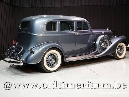 1934 Pierce-Arrow 12-40 A V12 '34 For Sale (picture 2 of 6)