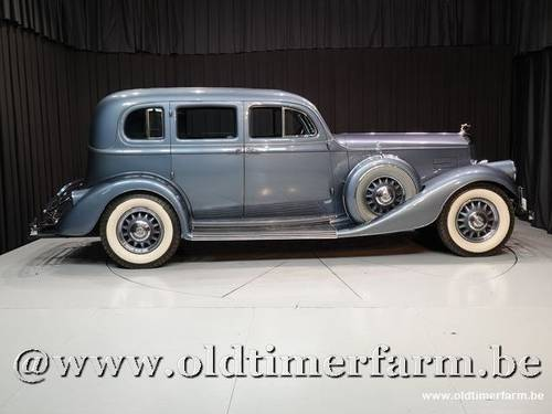1934 Pierce-Arrow 12-40 A V12 '34 For Sale (picture 3 of 6)