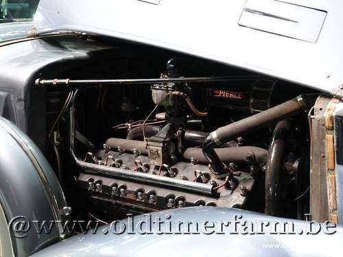 1934 Pierce-Arrow 12-40 A V12 '34 For Sale (picture 6 of 6)