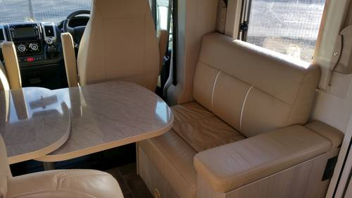 2013 Burstner Fifty-Five - 4 Berth Motorhome SOLD (picture 3 of 6)